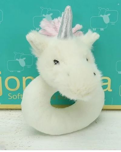 Jomanda Unicorn Baby Rattle